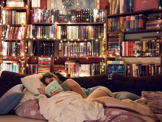 Livro estante